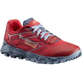 Columbia Trans ALPS F.K.T. II Buty do biegania Kobiety czerwony